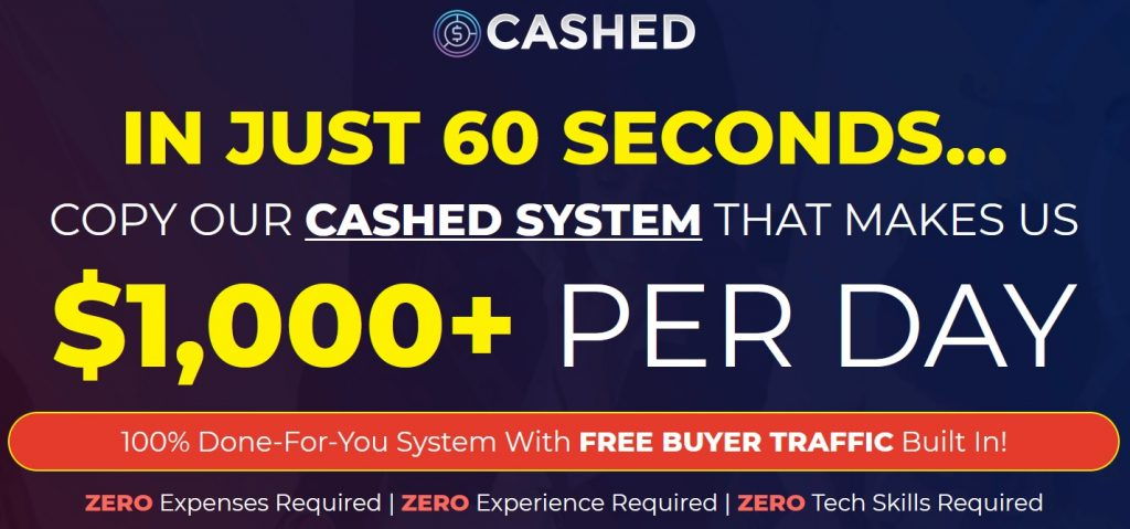 Cashed Review